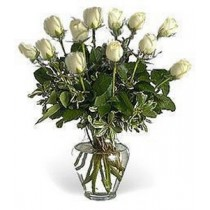 11 Flori albe ca de zapada