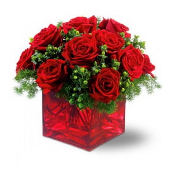 Trandafiri Pregatiti de Sarbatoare