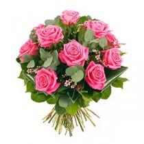 VG1_Buchet cu Trandafiri roz