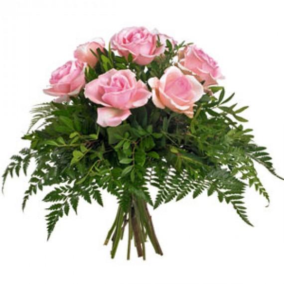 7 Trandafiri Roz