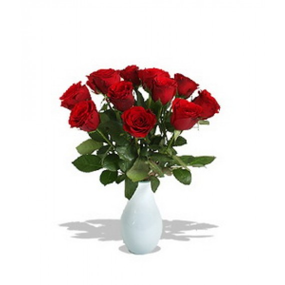 Buchet cu 11 Trandafiri rosii