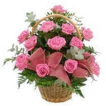 Cosulet din Trandafiri Roz